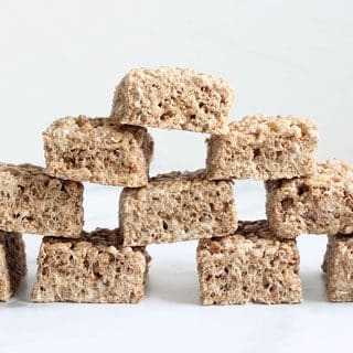 How to make Cocoa Rice Krispie Treats