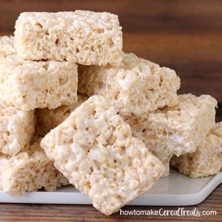 Best Rice Krispie Treat Recipe Image