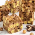 Reese's Puffs Cereal Treats Featured Image