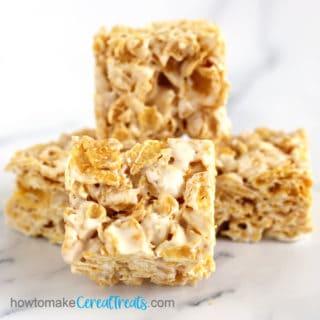 Kellogg's Frosted Flakes Treats Recipe Image